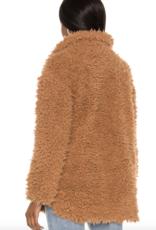 BB Dakota What's The Fuzz About Coat