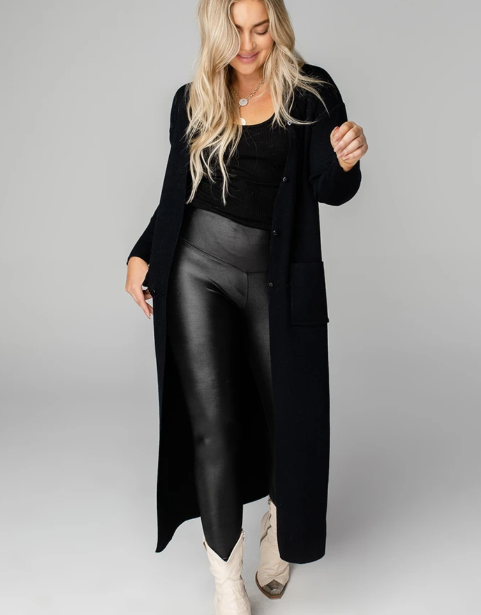 Buddy Love Claire Long Cardigan