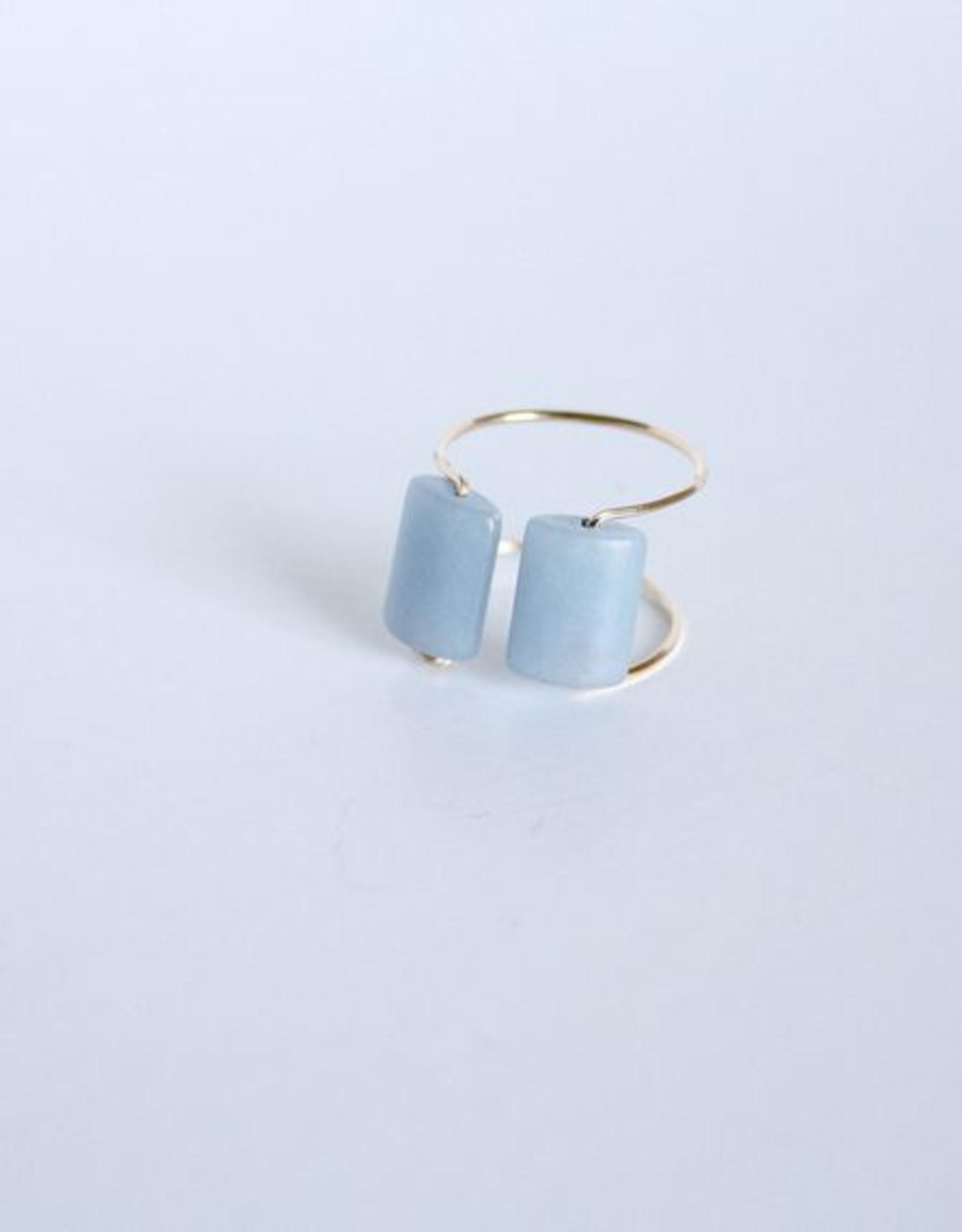 Hali Open Ring Cuff