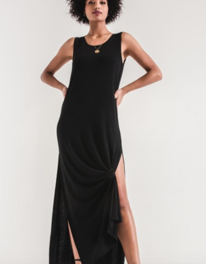 Z Supply High Slit Maxi Dress