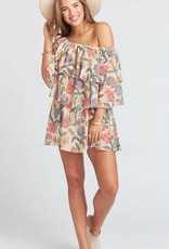 Show Me Your Mumu Triple Decker Romper