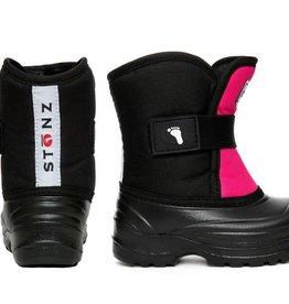 Stonz Stonz Scout Boots - Black/Pink