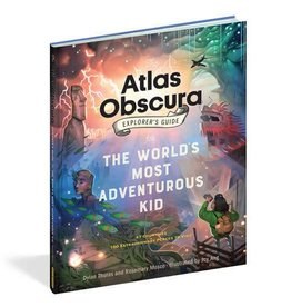 Workman The Atlas Obscura Explorer's Guide