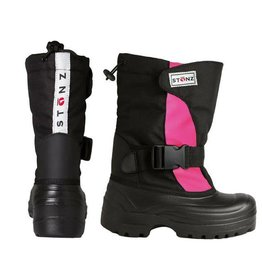 Stonz Stonz Trek Boots - Black/Pink