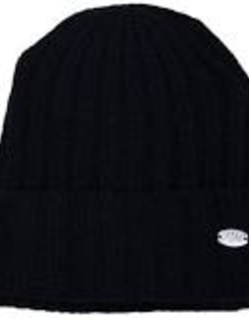 Calikids Calikids - Cashmere Touch Winter Hat - Black - 6-10yr