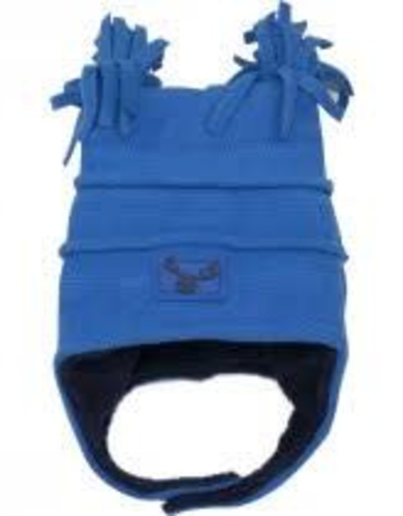 Calikids Calikids - Fleece Hat w Velcro - Royal