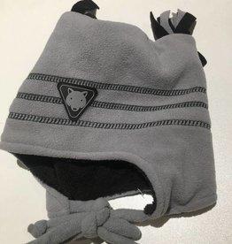 Calikids Calikids Winter - Tripeak Fleece Hat w Tie - Grey