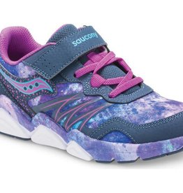 Saucony Saucony - Flash A/C Shoe Navy/Purple