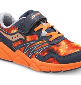 Saucony Saucony - Flash A/C Shoe Navy/Orange