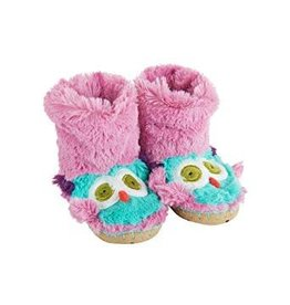 Hatley Little Blue House - Kids Slippers Owls