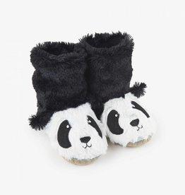 Hatley Little Blue House - Kids Slippers Panda