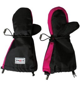 Stonz Stonz - Youth Mittz Waterproof Black/Pink Accents