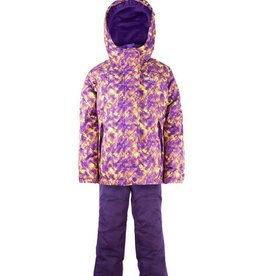 Gusti Gusti - Electric Purple 2pc Snowsuit