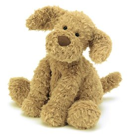 JellyCat JellyCat - Fuddlewuddle Brown Puppy Medium