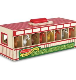Melissa & Doug M&D - Show Horse Stable