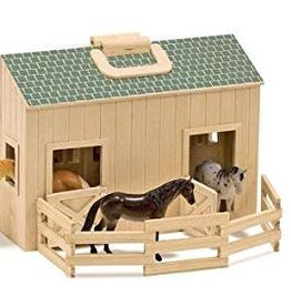 Melissa & Doug M&D - Fold & Go Stable