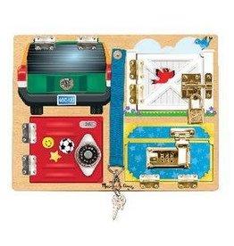 Melissa & Doug M&D - Lock & Latch Board