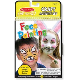 Melissa & Doug M&D - On-the-Go Face Painting