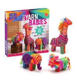 Craft Tastic Craft Tastic - Wild Yarn Babies