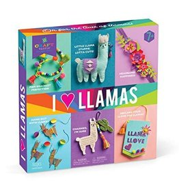 Craft Tastic Craft Tastic - I Love Llamas Kit