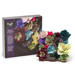 Craft Crush Craft Crush - Felt Succulents