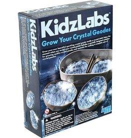 Kidz Labs - Grow Your Crystal Geodes