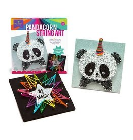 Craft Tastic Craft Tastic - Pandacorn String Art