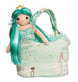Douglas Douglas - Princess Mermaid Purse w Mermaid Plush
