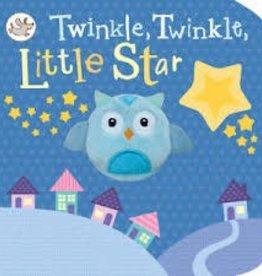 Twinkle Twinkle Little Star - Board Book w Puppet