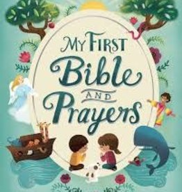 Parragon My First Bible and Prayers Hardcover (380 pages)