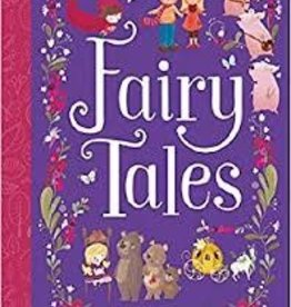 Parragon Fairy Tales Hard Cover - A Beautiful Collection (192pages)