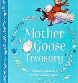 Parragon Mother Goose Treasury Hard Cover - A Beautiful Collection (192 pages)