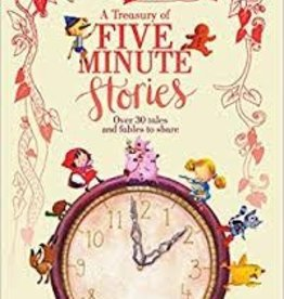Parragon Five Minute Stories Hard Cover - A Beautiful Treasury (192pages)
