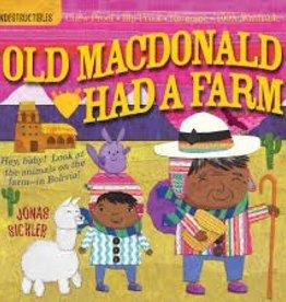 Workman Indestructibles - Old MacDonald