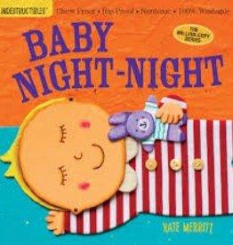 Workman Indestructibles - Baby Night Night