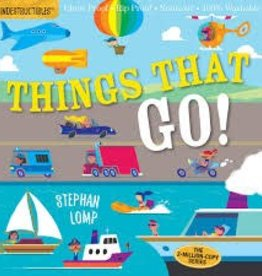 Workman Indestructibles - Things That Go