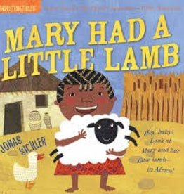 Workman Indestructibles - Mary Had a Little Lamb