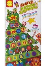 Alex ALEX Holiday Crafty Advent Calendar