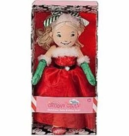 Manhattan Toy Groovy Girls - Christmas Belle Holiday Doll