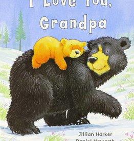I Love You, Grandpa Book
