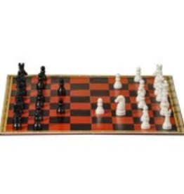 Schylling - Chess & Checkers - 2 in 1 Game Set
