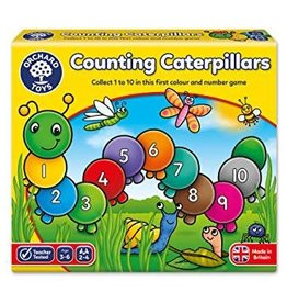 Orchard Toys Orchard Toys - Counting Caterpillars