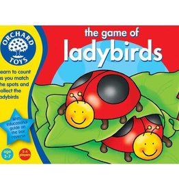 Orchard Toys Orchard Toys - The Game Of Ladybirds