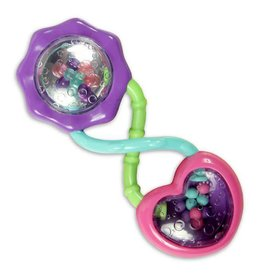 Bright Starts - Rattle & Shake Barbell - Pink/Purple