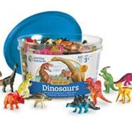 Learning Resources Dinosaurs - Set of 60
