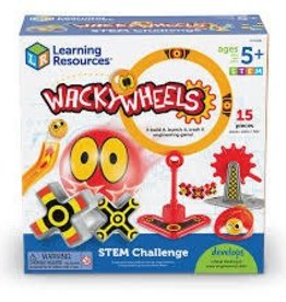 Wacky Wheels Stem Challenge
