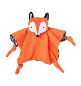 Manhattan Toy Camp Acorn Fox Blankie