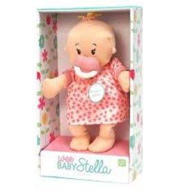 Manhattan Toy Wee Baby Stella Doll - Peach