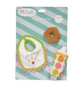 Manhattan Toy Wee Baby Stella - Feeding Set