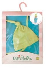 Manhattan Toy Baby Stella Outfits - Swaddling Blankie & Cap